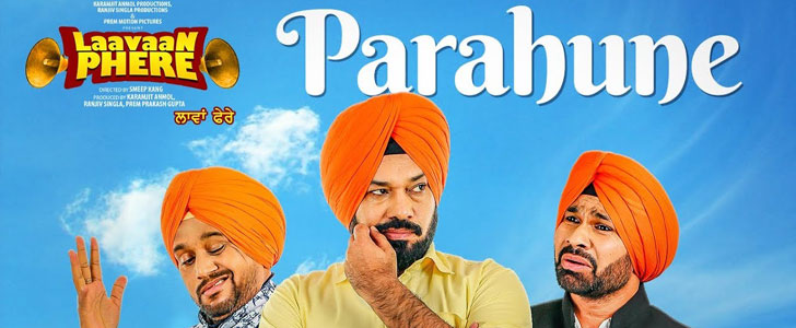 Parahune lyrics by Ranjit Bawa