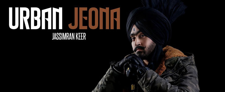 Urban Jeona lyrics by Jassimran Keer