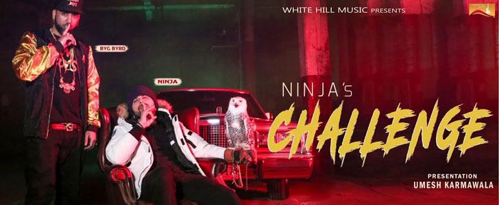 Challenge lyrics by Ninja
