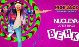 Behka Lyrics from High Jack