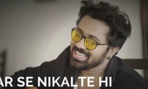 Ghar Se Nikalte Hi Lyrics by Rahul Jain