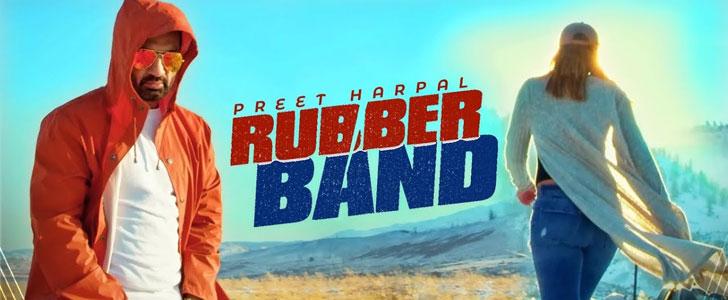 Rubber Band lyrics by Preet Harpal