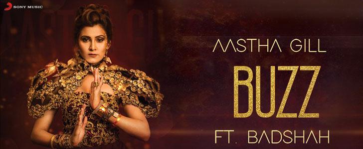 Buzz lyrics by Aastha Gill