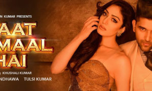 Raat Kamaal Hai Lyrics by Guru Randhawa