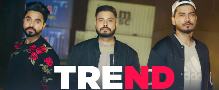 Trend lyrics by Lavi Jandali