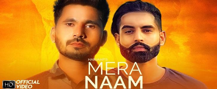 Mera Naam lyrics by Harjaap