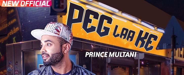 Peg Laa Ke lyrics by Prince Multani