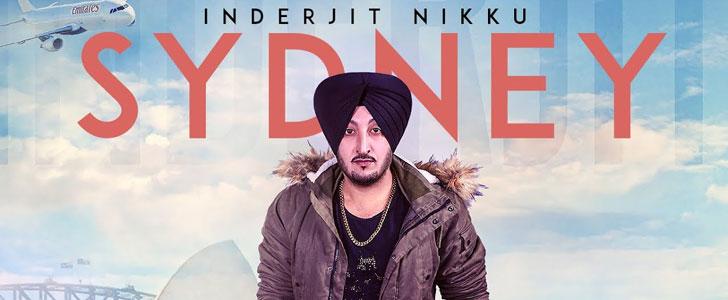 Sydney lyrics by Inderjit Nikku