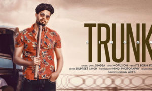 Trunk Lyrics by Singga