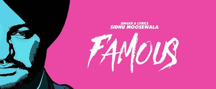 Famous lyrics by Sidhu Moose Wala