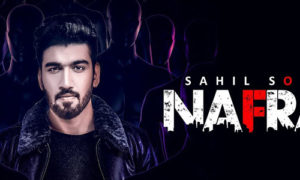 Nafrat Lyrics by Sahil Sobti