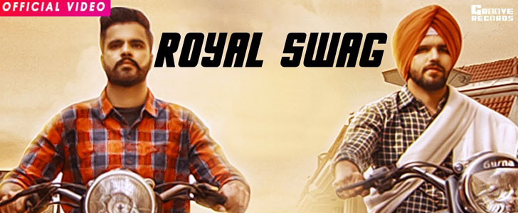 Royal Swag lyrics by Teji Pannu