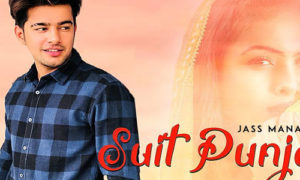 Suit Punjabi Lyrics by Jass Manak