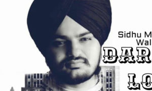 Dark Love Lyrics by Sidhu Moose Wala