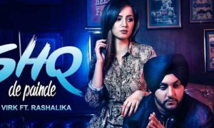 Ishq De Painde Lyrics by Mehtab Virk