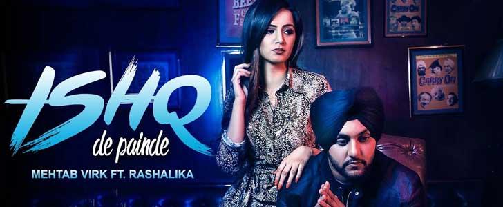 Ishq De Painde lyrics by Mehtab Virk