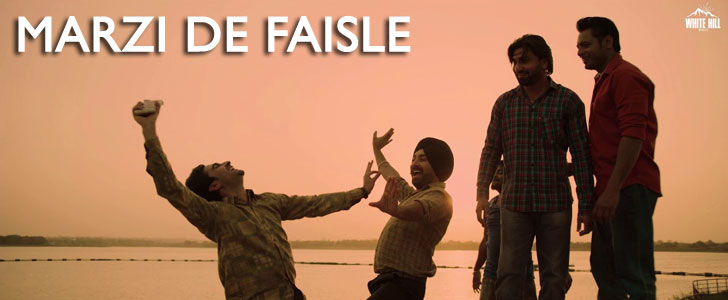 Marzi De Faisle lyrics by Himmat Sandhu