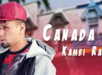 Canada Wali Lyrics by Kambi