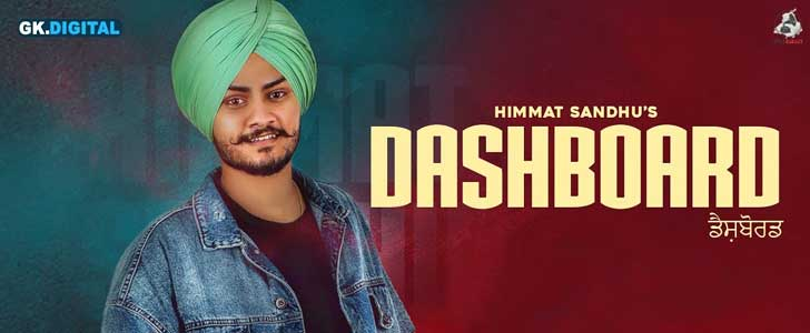Dashboard lyrics by Himmat Sandhu