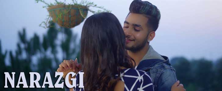 Narazgi lyrics by Khan Saab