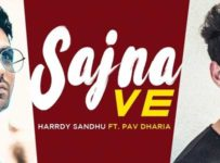 Sajna Ve Lyrics by Hardy Sandhu