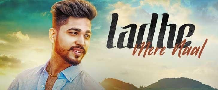 Ladhe Mere Naal lyrics by Preet Purba