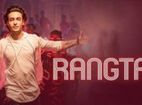 Rangtaari Lyrics - Loveratri