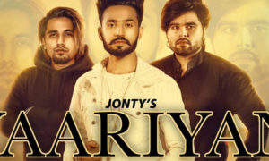 Yaariyan Lyrics by Jonty feat Ninja