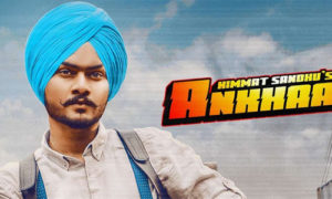 Ankhaan Lyrics by Himmat Sandhu