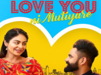 Love You Ni Mutiyare Lyrics by Amrit Maan from Aate Di Chidi