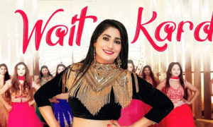 Wait Kardi Lyrics by Rythm Ruhani