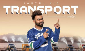 Transport Lyrics by Sarthi K
