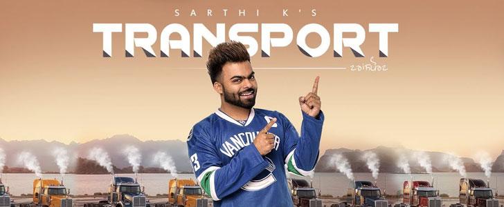 Transport lyrics by Sarthi K