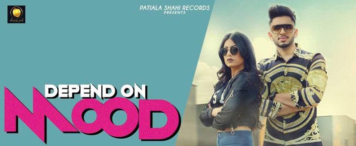 Depend On Mood lyrics by Jinder Deol, Gurlej Akhtar