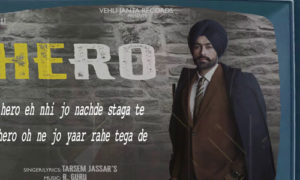 Hero Lyrics by Tarsem Jassar