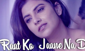 Is Raat Ko Jaane Na Do Lyrics by Sumedha Karmahe