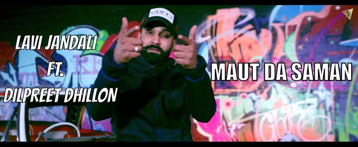 Maut Da Saman lyrics by Lavi Jandali