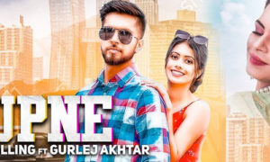Supne lyrics by Param Billing & Gurlez Akhtar