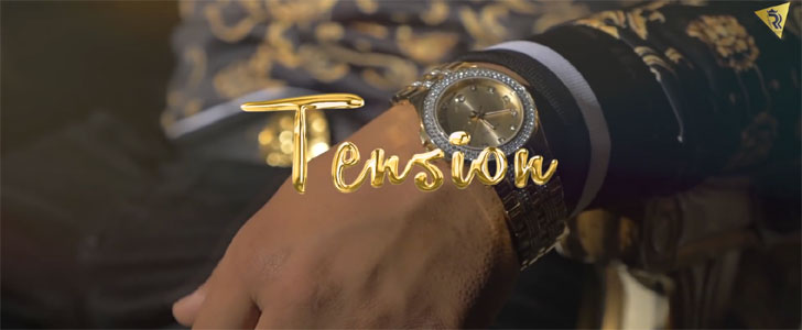 Tension Lyrics by Nijjar ft Karan Aujla