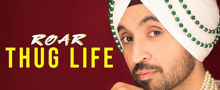 Thug Life lyrics by Diljit Dosanjh