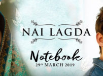 Nai Lagda Lyrics from Notebook
