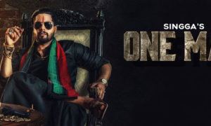 One Man Lyrics by Singga