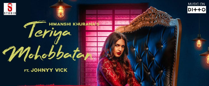 Teriyan Mohabbatan lyrics by Himanshi Khurana