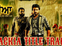 Blackia Lyrics by Himmat Sandhu