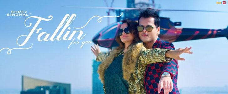 Fallin For You lyrics by Shrey Singhal