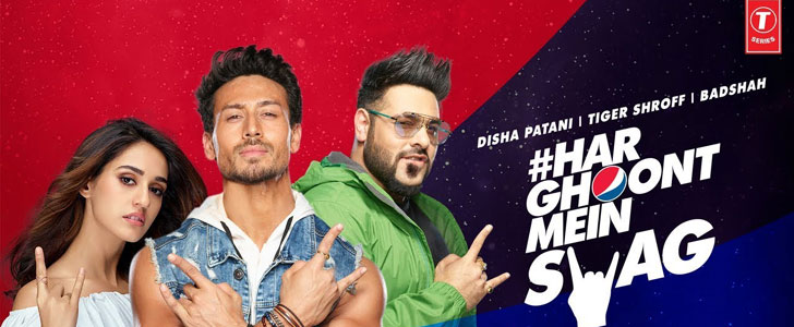 Har Ghoont Mein Swag lyrics by Badshah