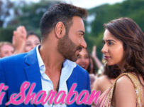 Vaddi Sharaban Lyrics from De De Pyaar De