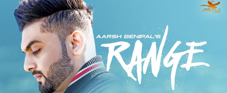 Range lyrics by Aarsh Benipal