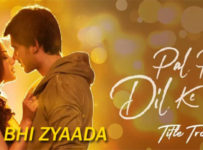 Aadha Bhi Zyaada Lyrics from Pal Pal Dil Ke Paas
