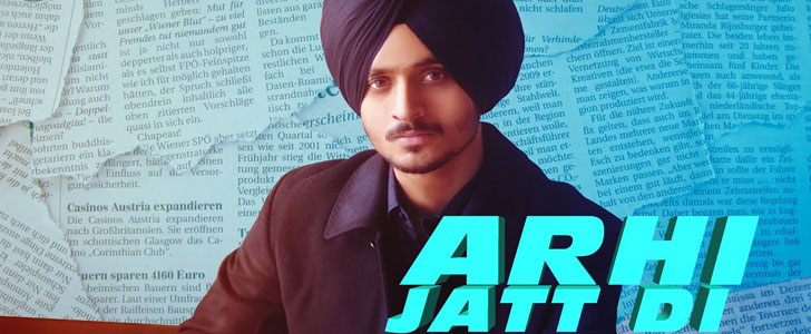 Arhi Jatt Di lyrics by Nirvair Pannu